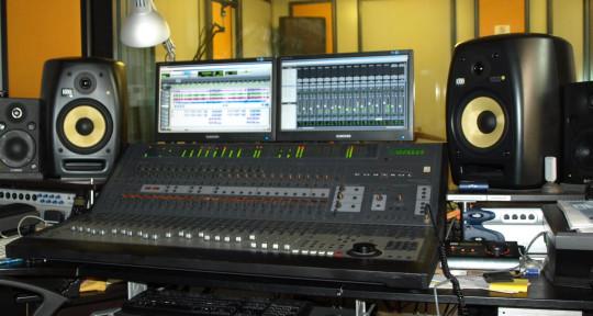 Photo of Studio B Recording