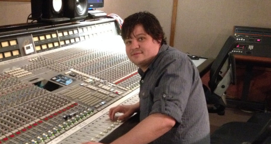 Mix, Master, Producer,Musician - Sean Heiskell
