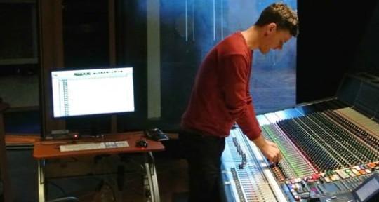 Music Producer, Film Composer - Tony Divine
