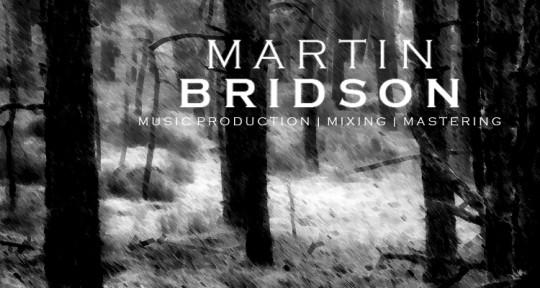 Mixing | Mastering | Bass - Martin Bridson