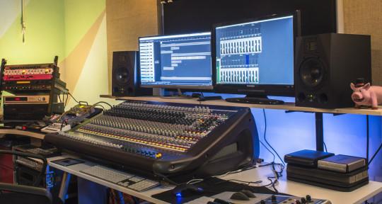 Recording studio & production - Audiomokette