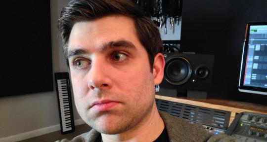 Mixing Engineer - Adam Hiniker