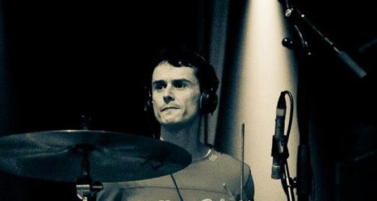Session drummer, mix engineer - William Bridoux