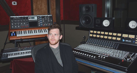 Mixing, Producer, Vocal Produc - Ethan X Howard