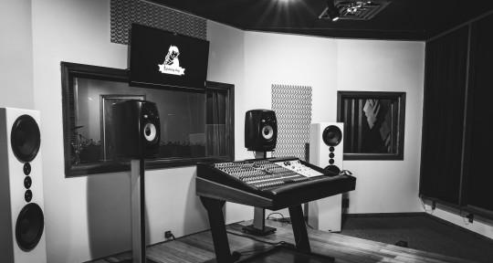 Vacuum tube recording studio - LBA Recording Studio