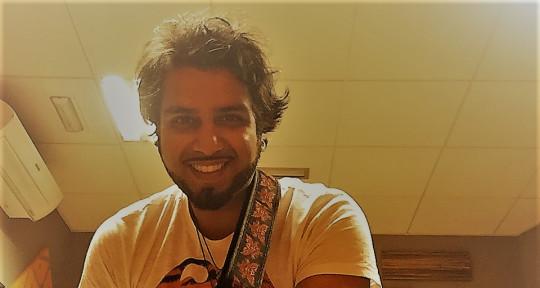 Mix/Master, Session Musician - Amar Sharma