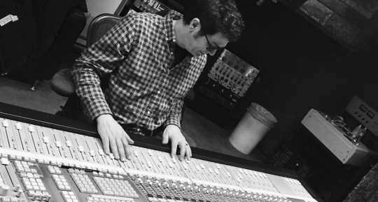 Mixing, Music Producer - Tass Kallianiotis