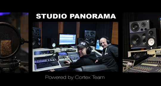 Music producer & sound editing - Cortex Production
