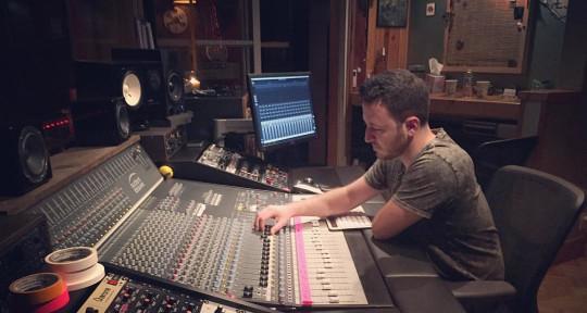 Music producer, Mix Engineer - Rob Romano