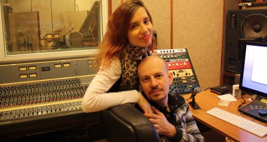 Composition & mixing - Nick & Lena Orsa
