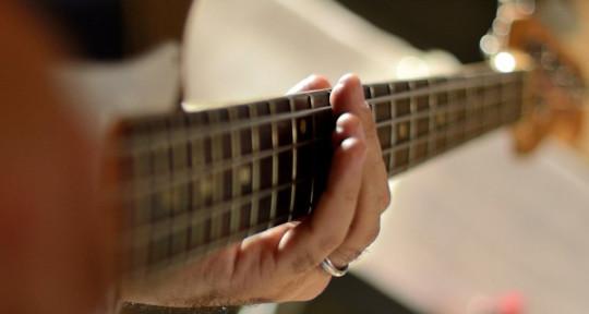 Session Bassist, Composer - Andrea Cavalieri