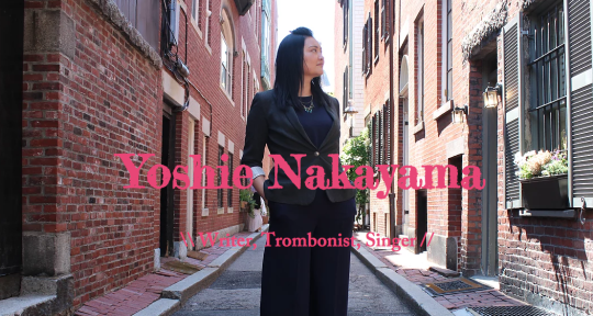 Composing, Arranging, Trombone - Yoshie Music Production