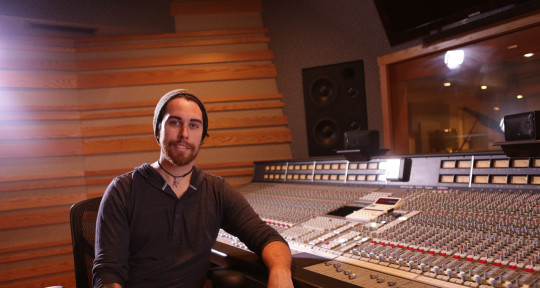 Producer/Engineer/Songwriter - Johnny Whiteside