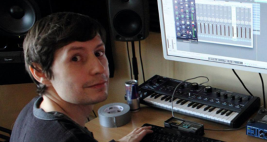 Recording and mixing studio  - Yanko Genov