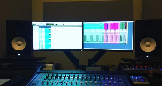 Tracking & Mixing Engineer - Mac