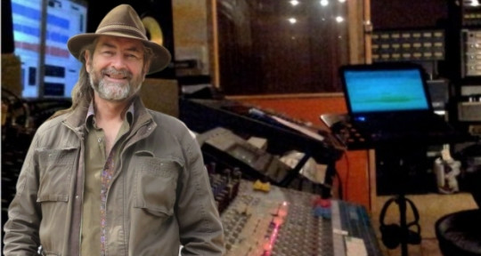 Producer, Recording Engineer - Howard Butcher - Peace of Eden