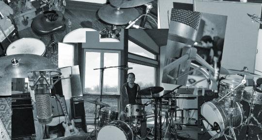Enginering, Mixing, Drummer - Corey McCafferty Music