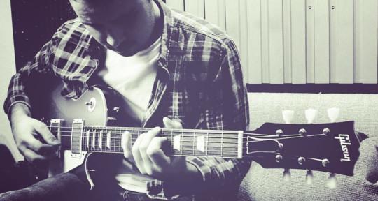 Guitarist, Producer, Writer - Joel Mason