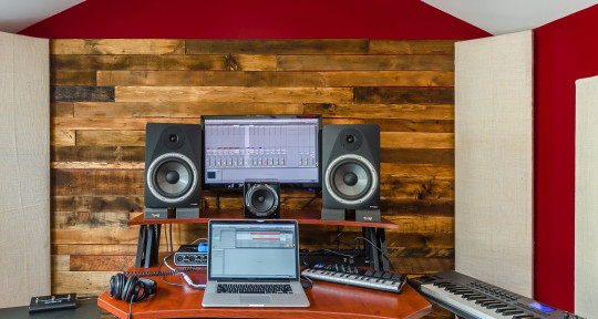 Mixing and Production! - The Shed