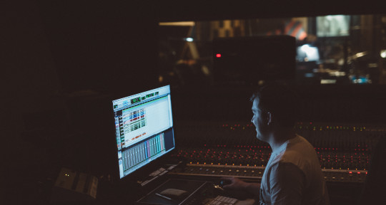 Tracking, Mixing, Editing - Austin Atwood