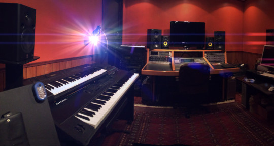 way more than a project studio - Abraham Music Project