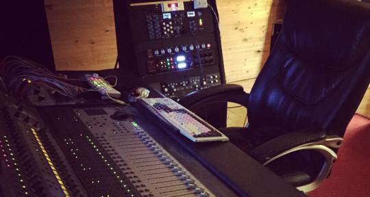 Mixing & Mastering - Nathan Ray/SCRecording