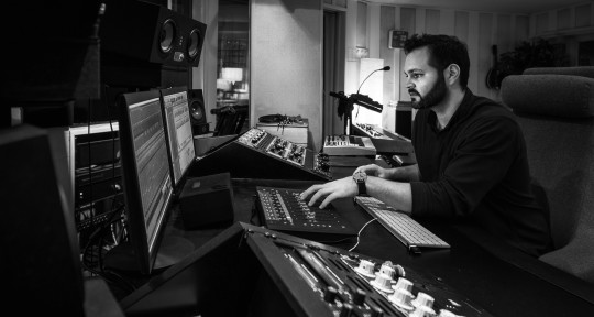 Mix Engineer - Manne Madsen