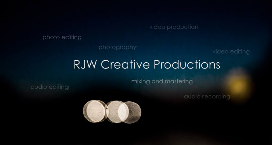 Remote Mixing and Mastering - RJW Creative Productions