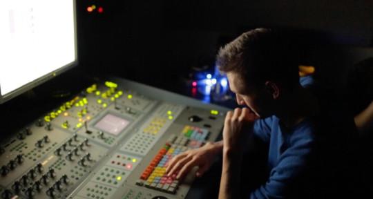 Mixing, Mastering, Producer  - Thibault Ruellan