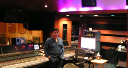 Specialize Mixing / Mastering - Tony Gonzalez