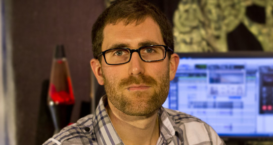 Photo of Justin Newton Audio
