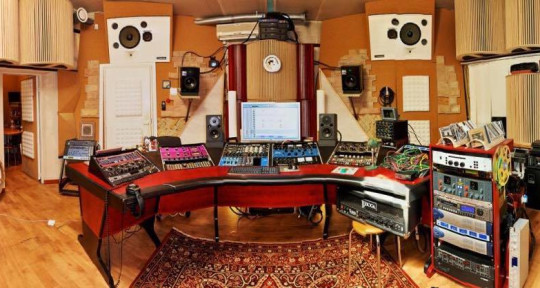 Photo of Wolk Recording Studios