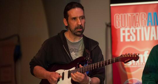 Session Guitarist - Pete Sklaroff