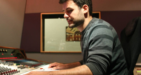 Remote Mixing and Editing - Marcelo Calbucci