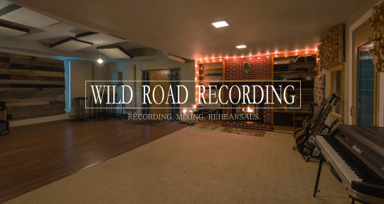 Recording Studio - Wild Road Recording