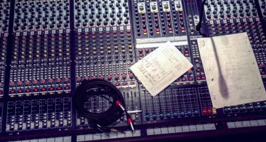 Mixing Engineer, Sound Design  - Can Ülgenci
