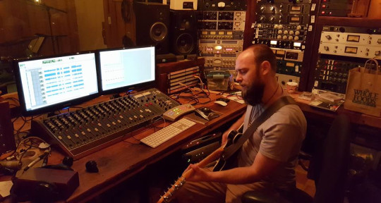 Recording & Mixing Engineer - Reed Taylor