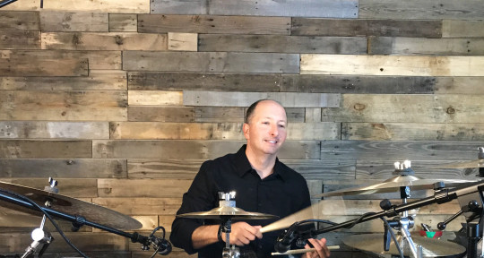 Photo of Brian Hudson Drums
