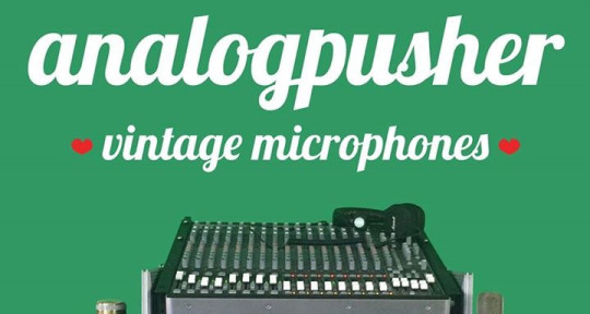 live sound vintage microphones - Aless Trip