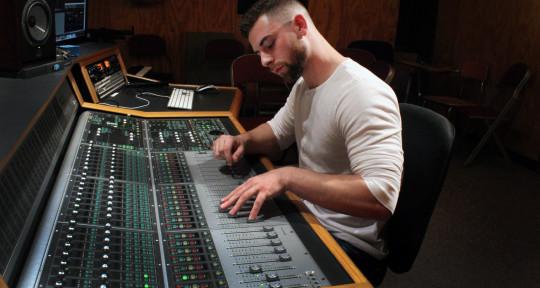 Mixing/Mastering/DrumWriting - Aaron Chaparian