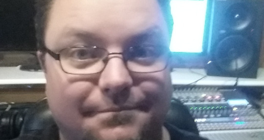 Photo of Jarrett Aitkens Audio Engineer