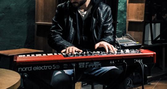 Guitar/Piano/Keys - Federico Kalayjian