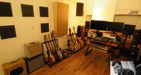 Guitars & fretted instruments - Joel -guitars, slide, mandolin