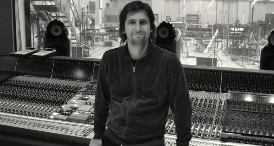 Mix Engineer/Producer - Ariel Lavigna