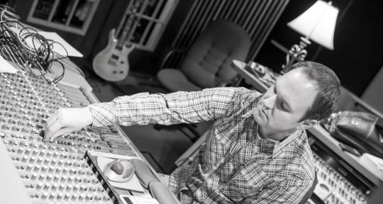 Music Producer, Bassist - Ryan Burton