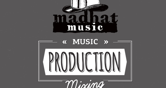 record, mix, master, sessionGT - Mad Hat Music