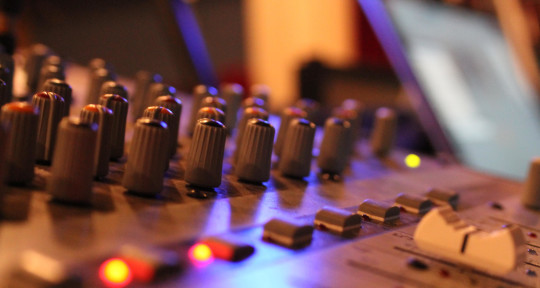 Mixing Engineer - Push-your-music