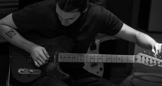 Producer/Songwriter/Guitarist - Danny Schmitz