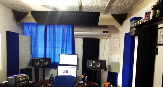 mix, mastering, producer - Ivo da costa