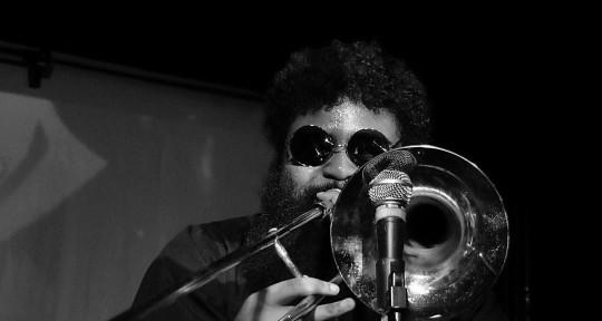 Session Trombonist & Arranger - Keifer Johnson